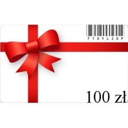 Karta podarunkowa-100