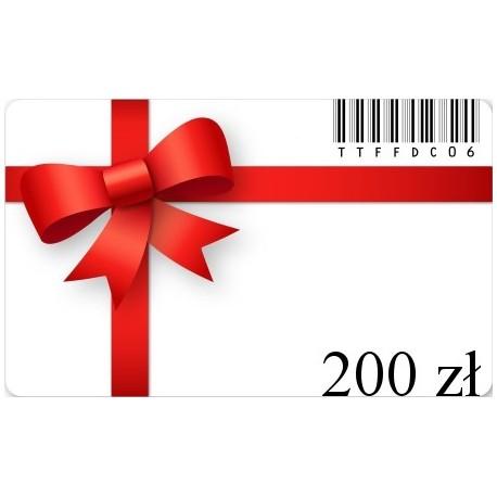 Karta podarunkowa-200